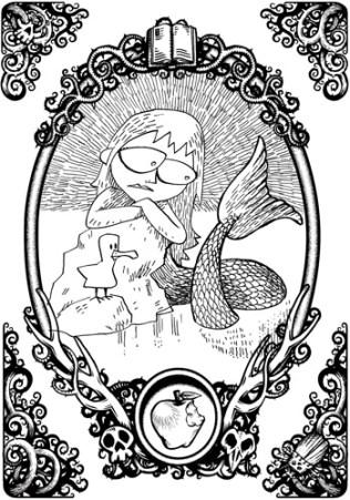Little Mermaid - Fairy Tales Gloom