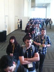 Massive interest in Hearthstone UI talk by Derek Sakamoto