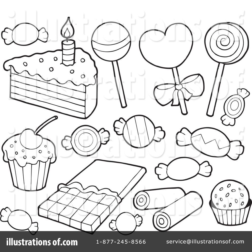 Desserts Clipart