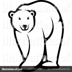 bear polar clipart illustration vector tradition royalty sm rf