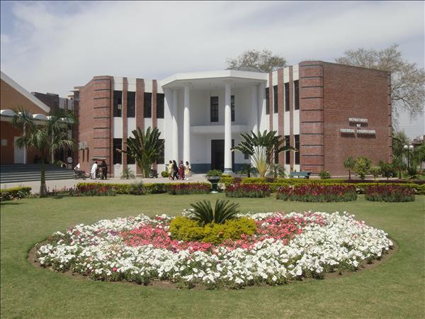 University Of Engineering & Technology Lahore CSS – 2013