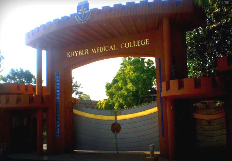Khyber Medical College Peshawar Admission 2018 MBBS BDS Form