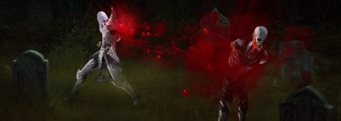 Necromancer Syphon Blood