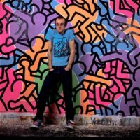 """The story of my life"" Keith Haring"
