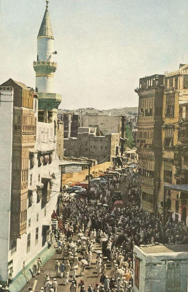 Makkah street