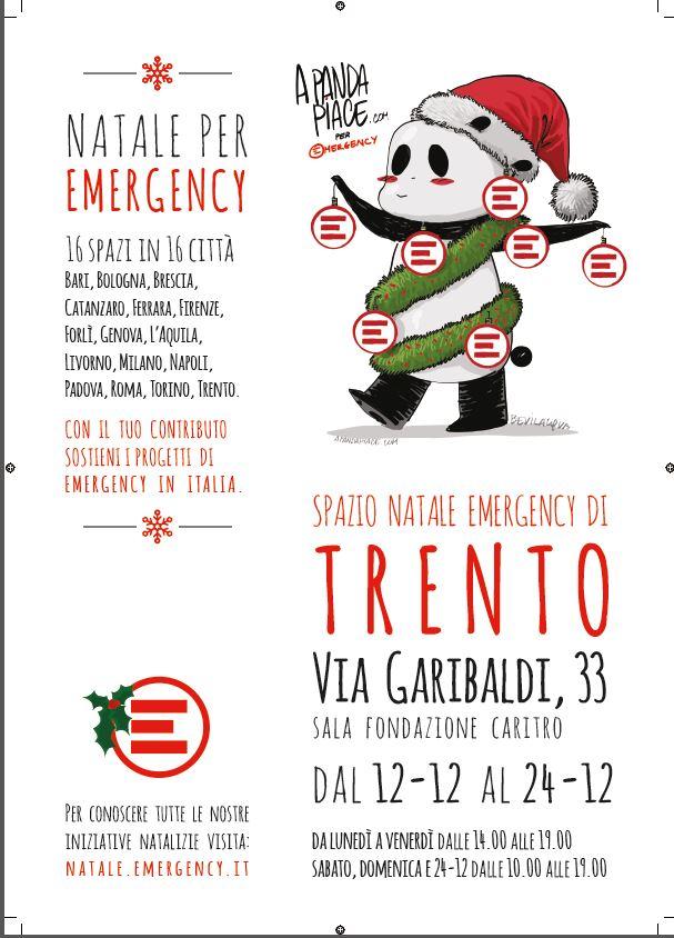 Emergency Regali Di Natale.Il Mio Diabete Il Mio Diabete A Natale Con Emergency