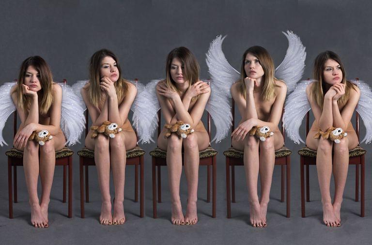 angels, demographic decline, girls