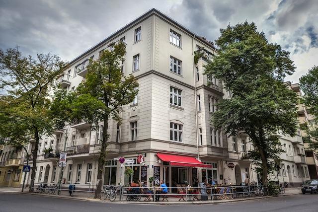 Uno dei progetti di Inspiration Group in Fontanenstrasse, tra Neukolln e Kreuzberg