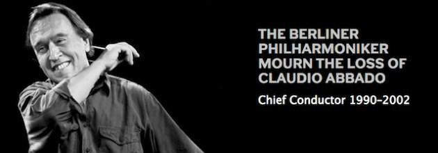 L'home page del sito ufficiale dei Philarmoniker