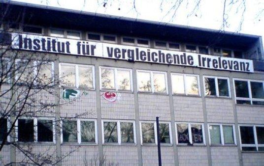 Il vecchio IVI a Bockenheim. Foto da Facebook