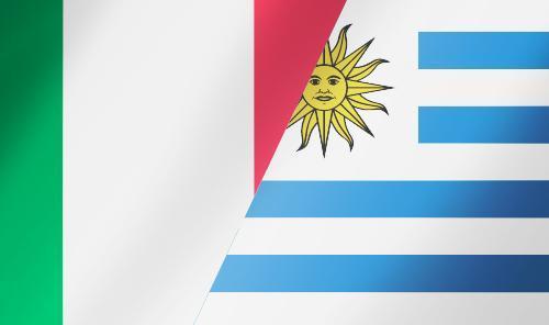 italia uruguay