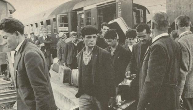 Migranti italiani a Wolfsburg negli anni '60