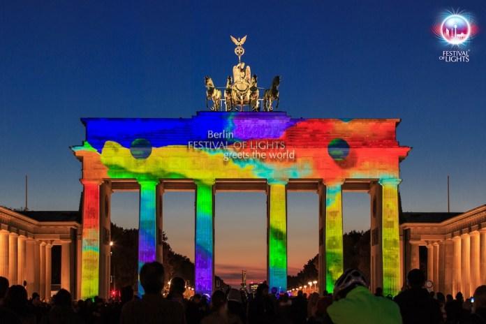 Festival of Lights 2014 [© Festival of Lights | Frank Herrmann]