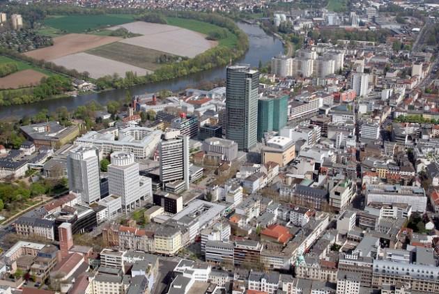 Una veduta della città di Offenbach. Foto © Stadt Offenbach am Main/ Flickrs / CC BY-SA 2.0