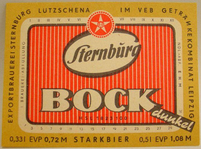 Sul perchè la Sternburg produce la Sternburg