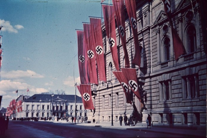 nazi Berlin photo