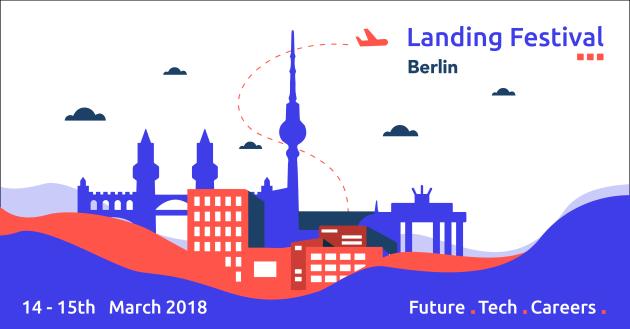 Berlin landing festival