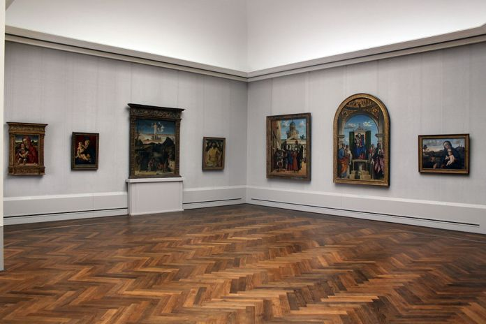 Gemäldegalerie Berlino