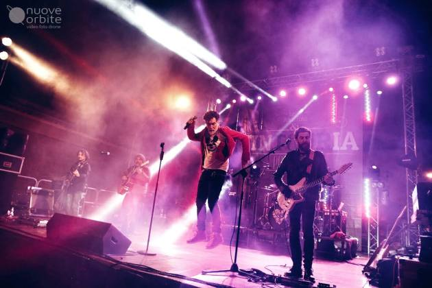 Sicilia musica sicilian tour Tinturia sul palco