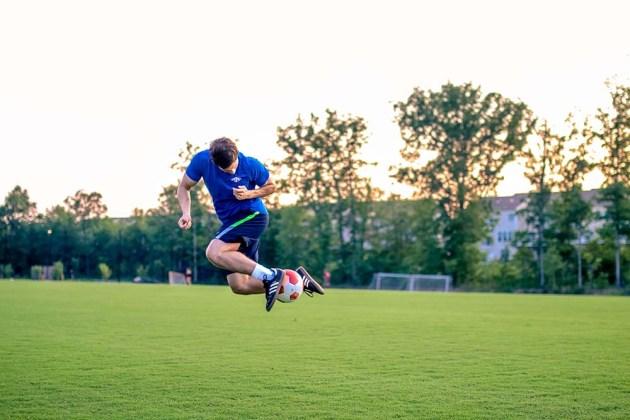 calcio in festa