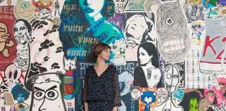 goethe institut sarah wollberg roma wall