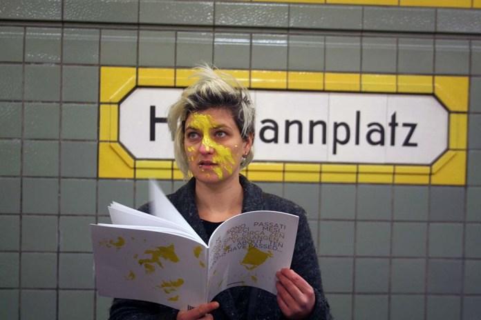sara ciuffetta Hermannplatz