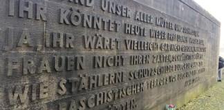 memoriale donne di ravensbrück