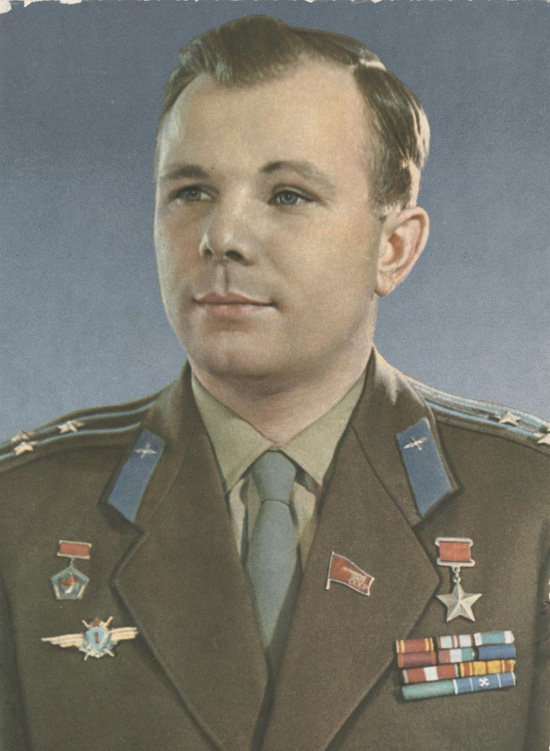 Yuri Gagarin photo