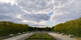 Il Memoriale sovietico di Treptower Park
