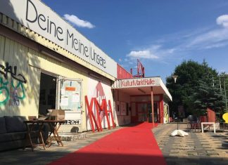 KulturMarktHalle, uno spazio culturale a Prenzlauer Berg