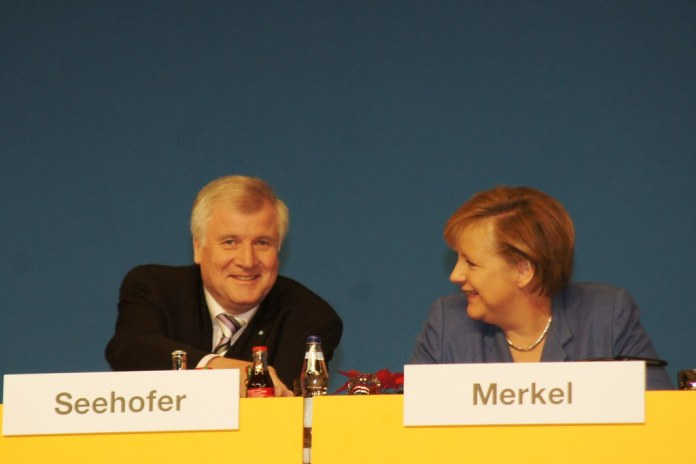 ministro Seehofer