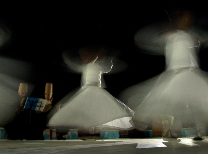"""""""Dervishes"""" by sdhaddow is licensed under CC BY-NC-SA 2.0"""