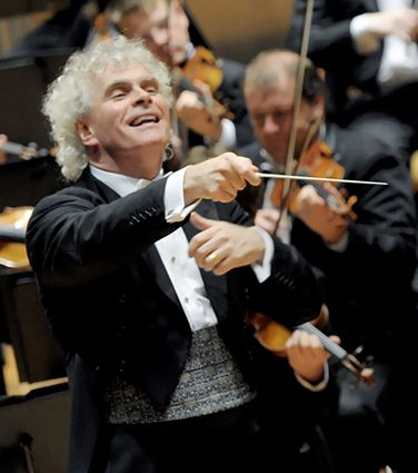 Rattle Philharmonie streaming