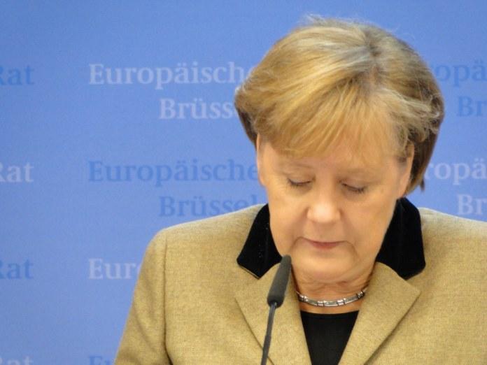 Angela Merkel spiega matematicamente l'epidemia