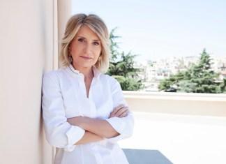 """Tiziana Ferrario e il femminismo condiviso: """"Abbiamo bisogno di uomini nuovi"""""""