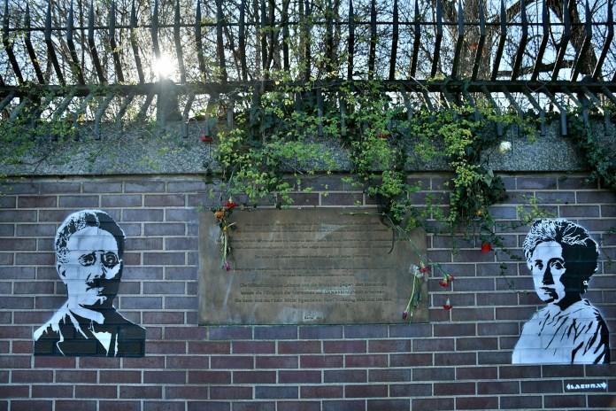 Tiergarten Stefano Comi Rosa Luxemburg