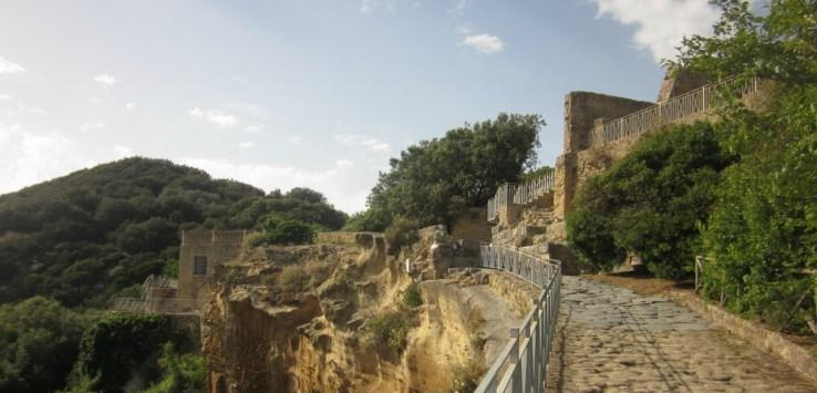 visita al parco archeologico di cuma