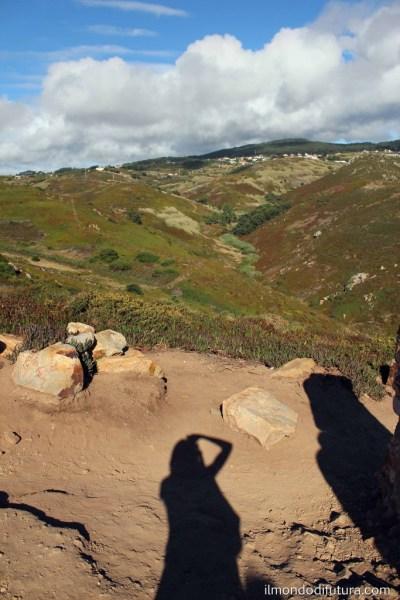 Cabo da Roca paesaggio