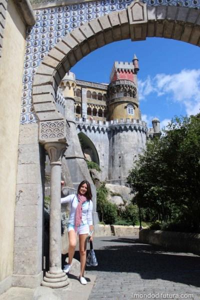 castello di sintra in portogallo