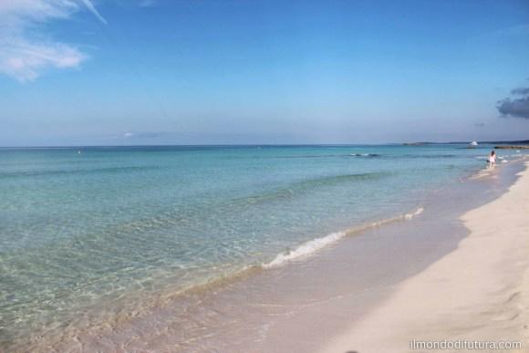 spiaggia di sabbia minorca