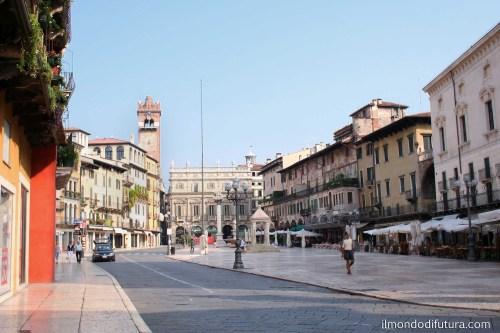 visita centro storico verona
