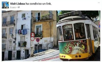 quartiere alfama lisbona tram