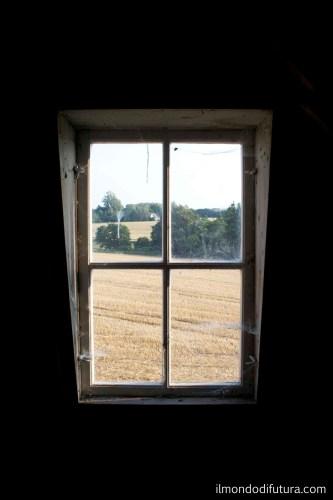 finestra mulino a vento in danimarca
