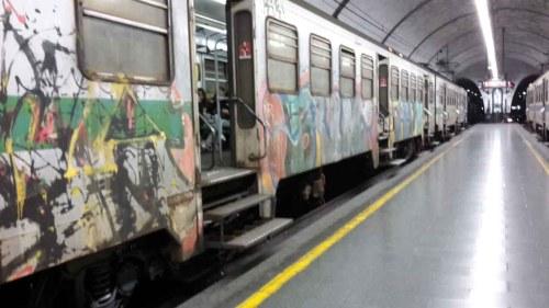 treni di Roma