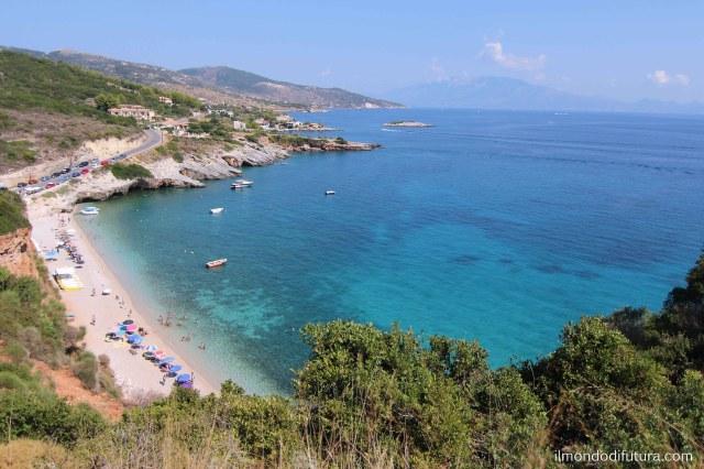 le più belle spiagge a zante