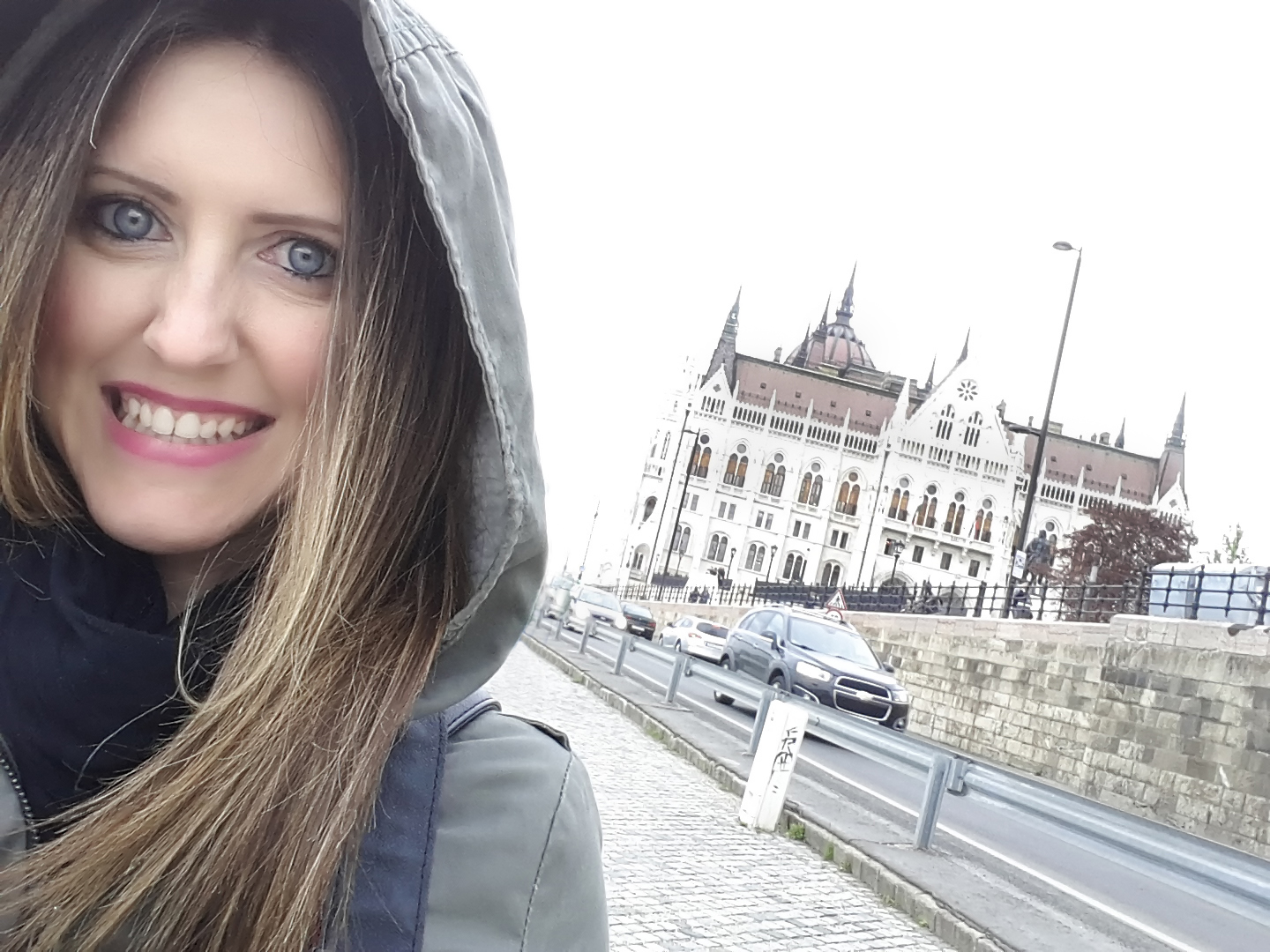 Video: Weekend a Budapest, and it's selfie time!