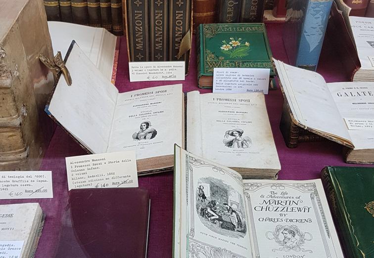 Milano: le 3 librerie più caratteristiche nel centro storico