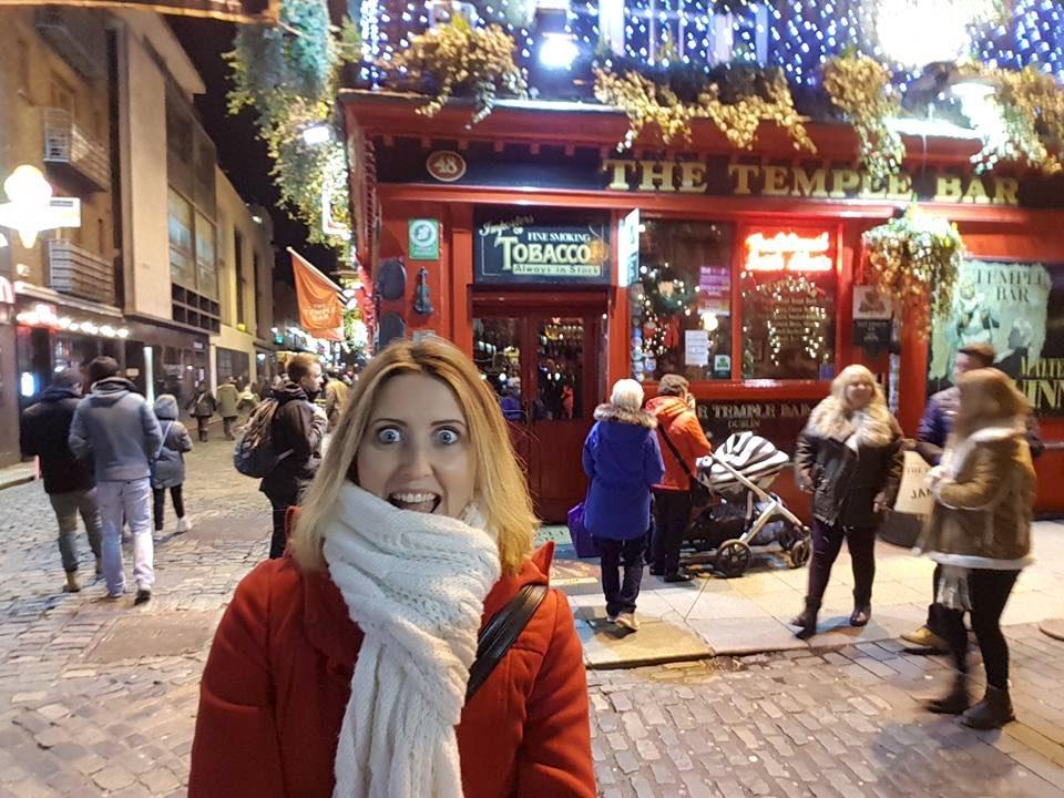 COSA VEDERE A DUBLINO e altre info