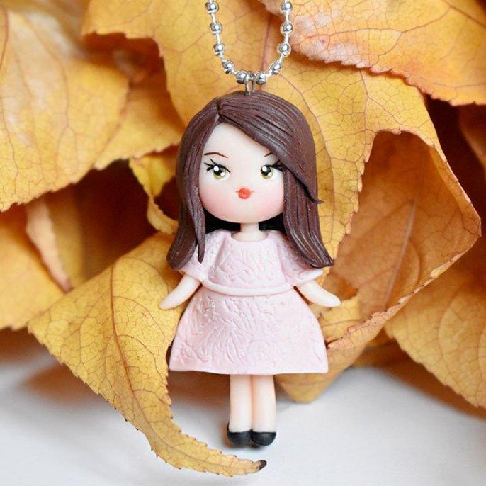 La ragazza in autunno
