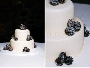 pinecone-winter-wedding-cake